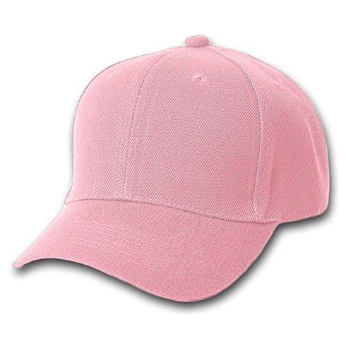 béisbol Talla OUTLETISSIMO única Gorra de Rosa para Hombre Rosa HxEfxq60