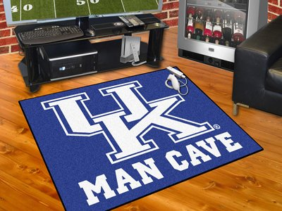 Kentucky Wildcats Rug - 9