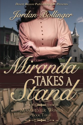Miranda Takes a Stand (Manchester Women) (Volume 3)
