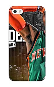 Hot 6803720K39057907 Durable Defender Case For Iphone 5/5s Tpu Cover(carmelo Anthony)