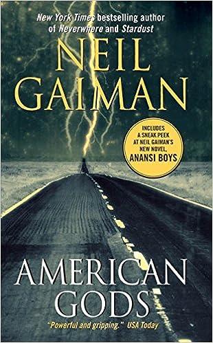 American Gods: Amazon ca: Neil Gaiman: Books