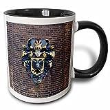 3dRose Danita Delimont - Netherlands - Netherlands, Gelderland, Grote Markt, Waag - EU20 JEN0110 - Jim Engelbrecht - 11oz Two-Tone Black Mug (mug_82312_4)