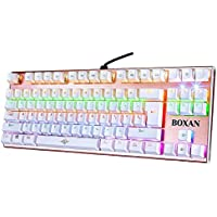 Boxan Mechanical Keyboard Colorful Computer Key Pieces