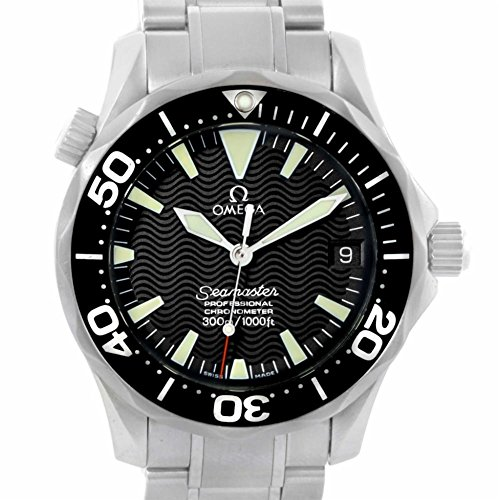 Omega Seamaster automatic-self-wind mens Watch 2252.50.00 (Certified Pre-owned)
