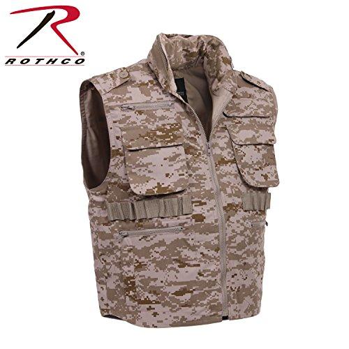 Rothco Ranger Vest, Desert Digital Camo, Small ()