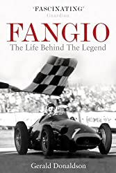 [ FANGIO THE LIFE BEHIND THE LEGEND BY DONALDSON, GERALD](AUTHOR)PAPERBACK