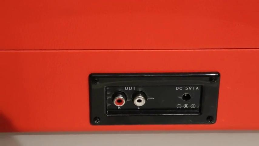 Victrola Vintage Bluetooth Portable Suitcase Record Player