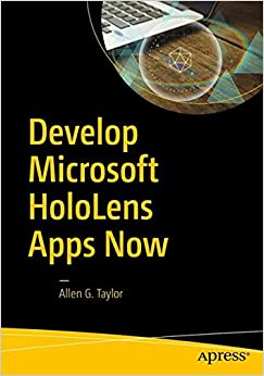 Book Develop Microsoft HoloLens Apps Now
