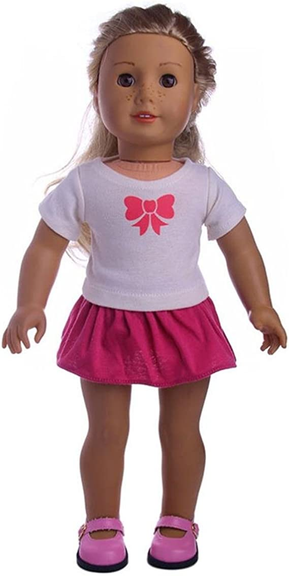 """WORKOUT OUTFIT ONLY LEOTARD TEE TIGHTS for 16-17/"""" CPK Cabbage Patch Kids"""