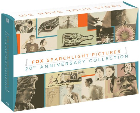 Fox Searchlight Pictures 20th Anniversary Collection Blu-ray by 20th Century Fox