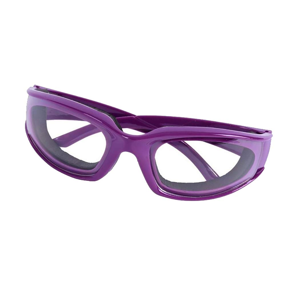 millet69zjh Gracorgzjs Goggles Glasses for Onion Slicing Cutting Chopping Eye Protector Kitchen Tool by millet69zjh (Image #1)