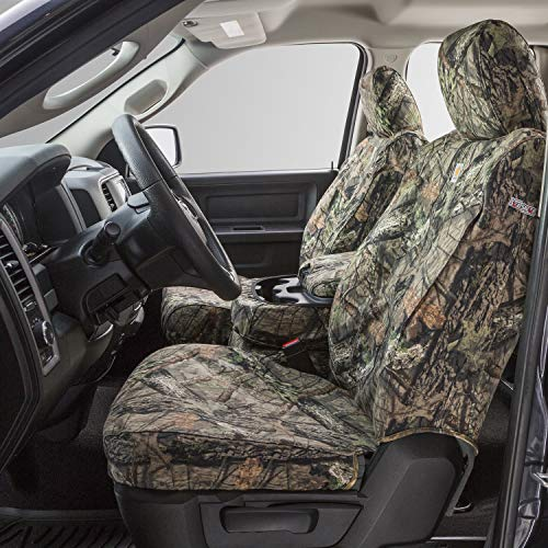 2004 gmc sierra camo seat covers - 1