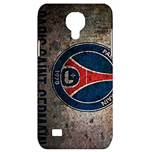 Paris Saint-Germain FC Vintage Logo Hard Skin Phone Case for Samsung Galaxy S4 Mini