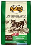 NUTRO Large Breed Adult Dog Food, Lamb and Rice 15 lbs.