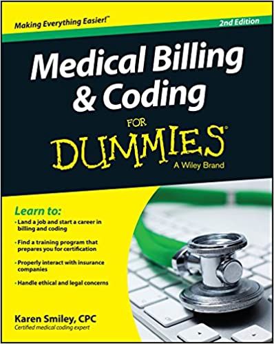 Medical Billing And Coding For Dummies Kindle Edition By Karen