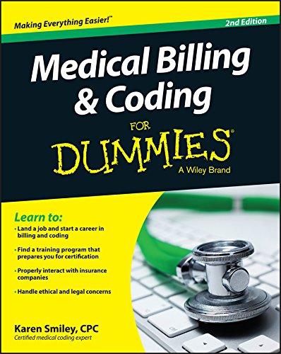 Medical Billing and Coding For Dummies (Best Medical Billing Certification)