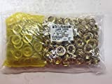 Basic Rubber & Plastics Co. Metallic Grommet (144 Each) MS20230BS2 Aircraft F-4