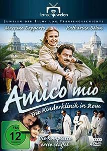 Amico mio - Die Kinderklinik in Rom, Staffel 1 [4 DVDs] [Alemania]