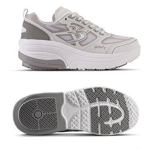 Gravity Defyer Proven Pain Relief Women s G-Defy Ion Athletic Shoes Great  for Plantar Fasciitis d27339579