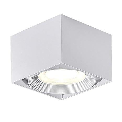 Dr.lazy 10W LED Focos para el techo,Lámpara de techo, Focos ...