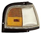 Eagle Eyes GM013-U000R Oldsmobile Passenger Side Side Marker Lamp Lens and Housing