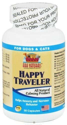 Ark Naturals Happy Traveler 30 - 30 Traveler Happy Caps