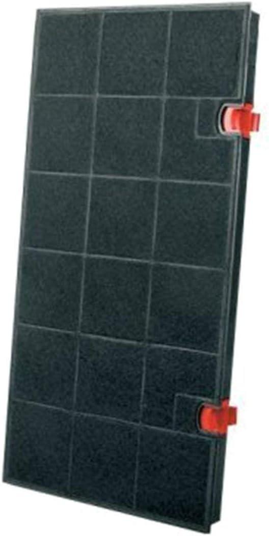 Electrolux 50290644009 Elica 150 - Filtro de carbón, color negro