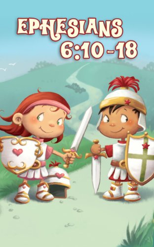 Ephesians 6:10-18: The Armor of God (Bible Chapters for Kids)