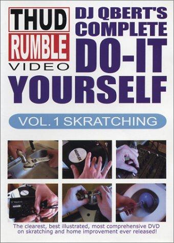 (DJ Qbert: Do It Yourself Volume 1 - Skratching [DVD])