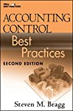 Accounting Control Best Practices