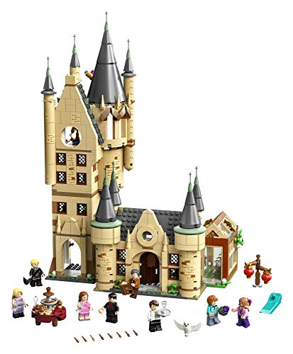 LEGO Harry Potter Hogwarts Astronomy Tower 75969; Great Gift for Kids Who Love Castles, Magical Action Minifigures and…