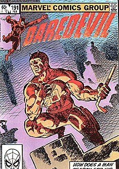 Daredevil (1964 series) #191