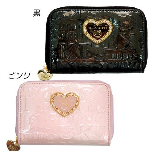 Taken nearby GOODS: before and after 3 weeks - wallet, purse, coin purse] round coin and card case