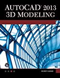 img - for AutoCAD 2013: 3D Modeling (Computer Science) by Munir M. Hamad (2012-10-31) book / textbook / text book