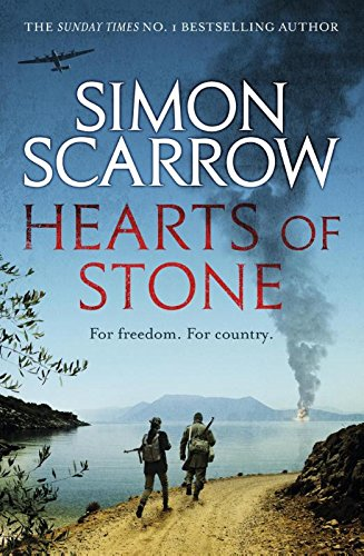 Hearts Of Stone  A Gripping Historical Thriller Of World War II And The Greek Resistance