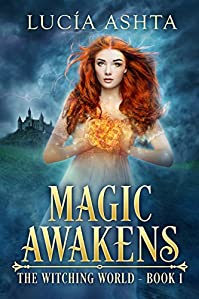 Magic Awakens by Lucia Ashta ebook deal