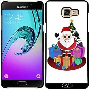 Funda para Samsung Galaxy A5 2016 (SM-A510) - Papá Noel - Navidad by Adamzworld