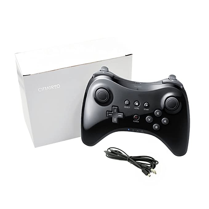 32 opinioni per CITTATREND Dual Analog Wireless Joystick Game Pad Controller for Nintendo Wii U