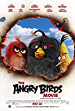 "Angry Birds ""B"" 11x17 Inch D/S Promo Movie Poster"