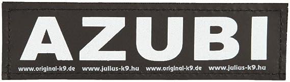 Julius K9 - Parche intercambiable, Negro, talla S: Amazon.es ...