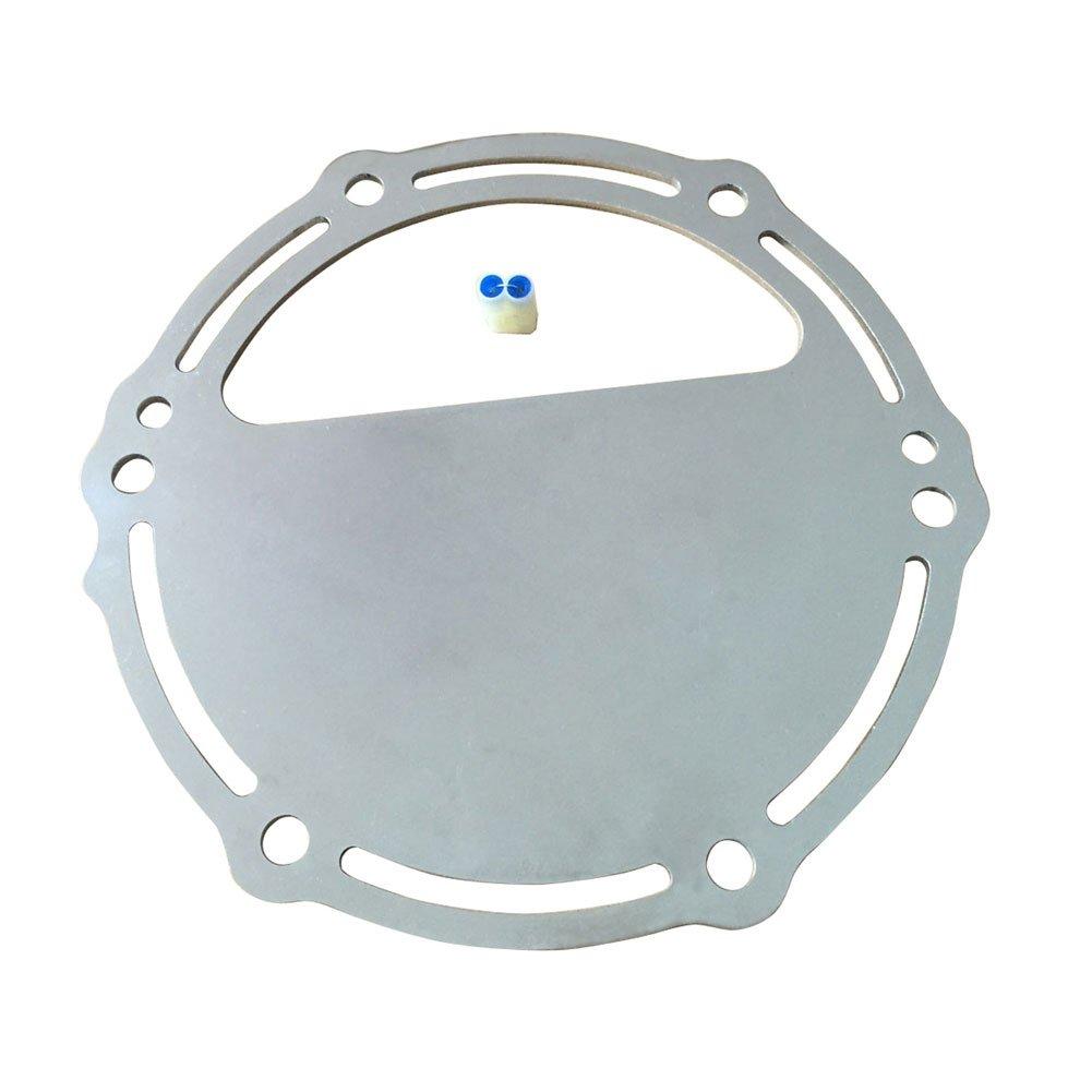 Gallop Catalytic D Plate & Cat Removal Chip fits GP1200R GP1300R XLT1200 LTD OE# 67B-1465A-00-00