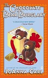 The Chocolate Bear Burglary (Chocoholic Mystery Book 2)