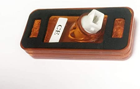 4x Led Orange Blinker Seitenmarkierungsleuchten Lampen Für Fe2 Fm2 Ducato 2006 Boxer 2006 Midlum Premium Kerax Magnum Auto
