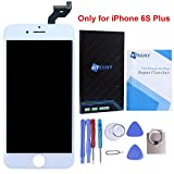 proximity sensor iphone 4 - White For iPhone 6S Plus LCD Screen Replacement Kit Digitizer Touch Screen Display Assembly with 3D Touch, Repair Tools for iPhone 6S Plus 5.5inch White