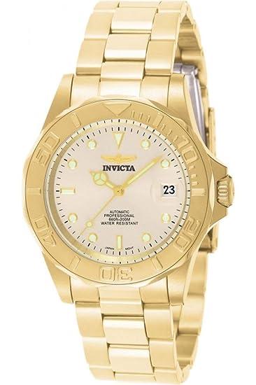 Amazon.com: Invicta INVICTA-9010 - Reloj automático para ...