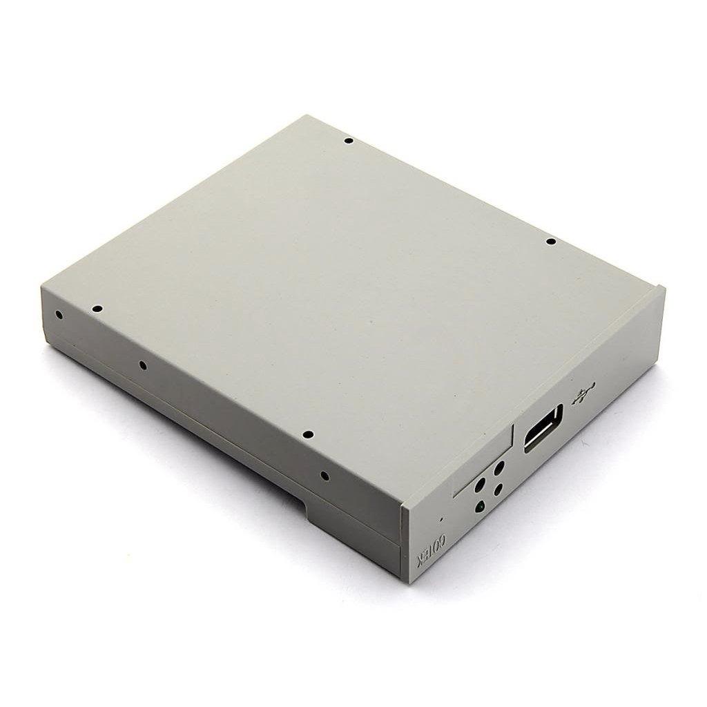 SODIAL(R) SFR1M44-U USB Floppy Drive Emulator for Industrial Control Equipment White