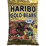 Haribo Gummi Candy Gold-Bears, 5-Pound Bag