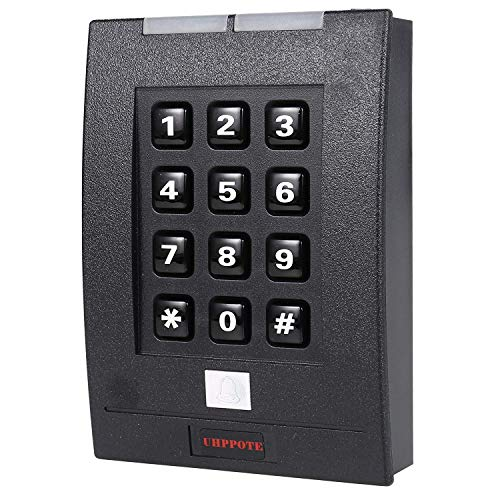 UHPPOTE Digital Access Control Keypad RFID ID Card Reader Single Door Support 250 Users by UHPPOTE