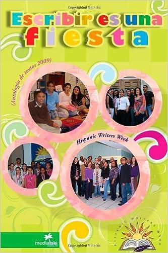 Descarga gratuita de archivos pdf ebooks Escribir Es Una Fiesta 0557413168 en español PDF