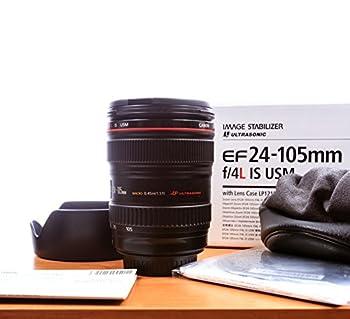 Canon Ef 24-105mm F4l Is Usm Zoom Lens - White Box (New) (Bulk Packaging) 6